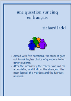 Une question sur cinq re ir FRENCH
