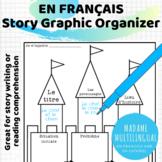 Story & Fairy Tale Graphic Organizer   en français