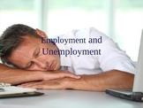 Unemployment - 4 different types
