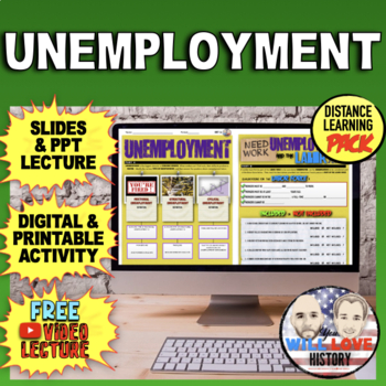 Unemployment Bundle