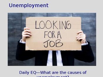 Unemployment PowerPoint