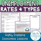 Unemployment Rate & Types Economics Lesson!