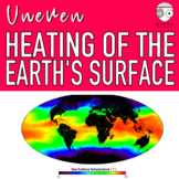 MS-ESS2-6 Uneven Heating of The Earth's Surface Science Stations