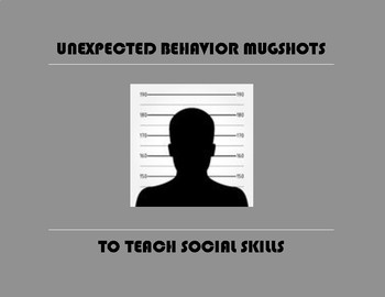 Unexpected Behavior Mugshots
