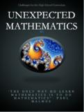 Unexpected Mathematics