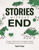 Story Starter Creative Writing Prompts BUNDLE Stories Without End