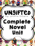 Ungifted Complete Novel Unit