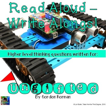 Ungifted Read Aloud Write Along