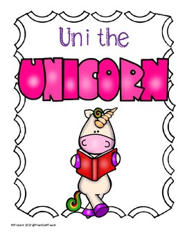 Uni the Unicorn - Reader Response