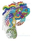 UniFish Coloring Sheet