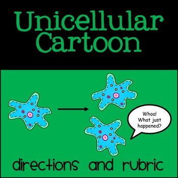 Unicellular Cartoon