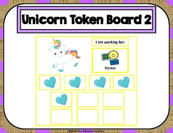 Unicorn 10 Token Board 2