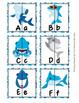 Sharks Alphabet Letter Match Puzzles