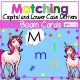 Unicorn Alphabet Letter Recognition Boom Cards Distance Le