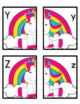 Magical Alphabet Puzzles