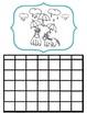 Llama & Friends, 12 Months Blank Calendars and Symbols