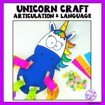 Unicorn Articulation & Language Craft