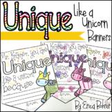 Unicorn Banners