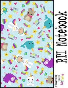 Unicorn Binder Covers {Editable FREEBIE}