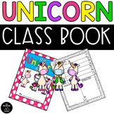 Unicorn Class Book