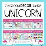 Unicorn Classroom Decor Pack