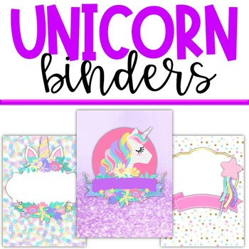 Unicorn Classroom Theme Decor