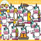 Unicorn Clip Art {Fantasy Clip Art}