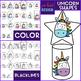 Unicorn Clip Art- Unicorn MEGA BUNDLE {jen hart Clip Art}