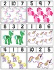 Unicorn Clip Cards   Numbers 1-10