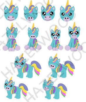 Unicorn Clip art, PNG, Download,