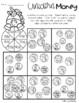 Unicorn Counting Money: Spinner Activities