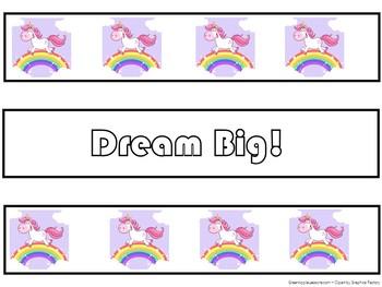 Unicorn Craft | Unicorn Activity | Unicorn Classroom Theme | Unicorn Theme Craft