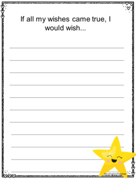 Unicorn Creative Writing Prompts (Printable Worksheets)