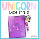 Unicorn Dice Activity | 1-6