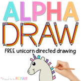 Unicorn Directed Drawing