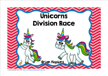 Unicorn Division Race
