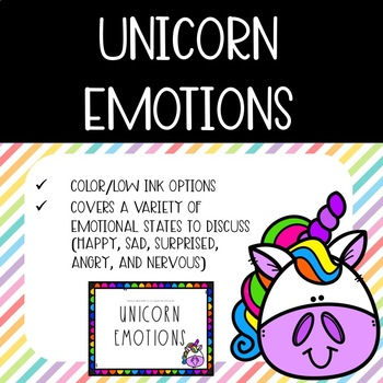 Unicorn Emotions