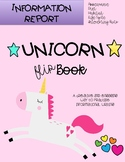 Unicorn Flip Book