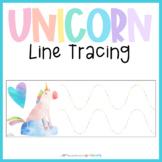 Unicorn Line Tracing | Preschool Pre-Writing Fine Motor Pencil Control