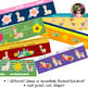 Llama Motivational Decorative Borders (7 Different Designs)