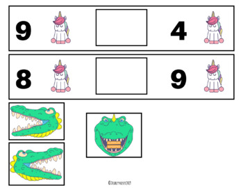 Unicorn Math Concepts