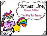 Unicorn Number Line