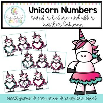 Unicorn Numbers - Number Sense