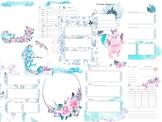 Unicorn Printable Mini Planner