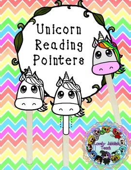 Unicorn Reading Pointers