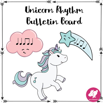 Unicorn Rhythm Music Bulletin Board