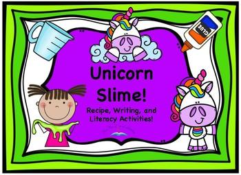 Unicorn Slime Bundle
