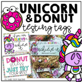 Unicorn Testing Tags