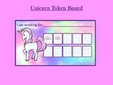 Unicorn Token Board