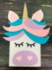 Unicorn Valentines Box Craft
